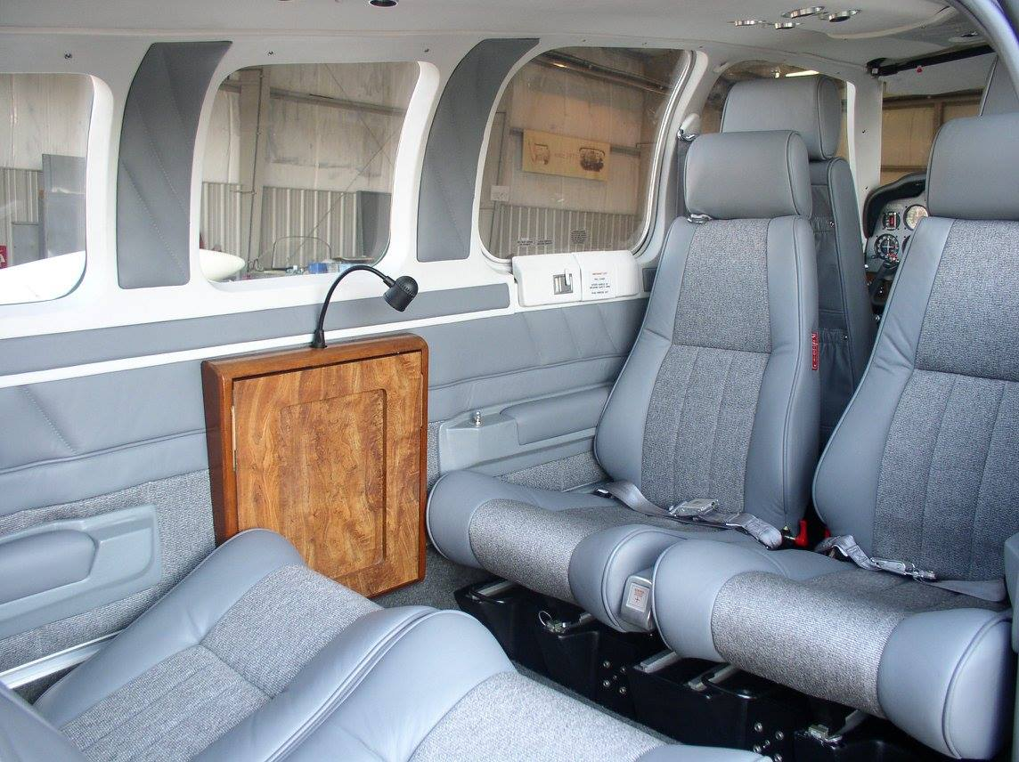AIR MOD - Specializing in custom aircraft renovations for
